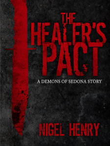 The Healer's Pact Cover