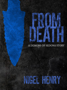 From Death Book Cover