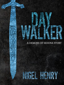 Demons of Sedona 4 Daywalker Cover