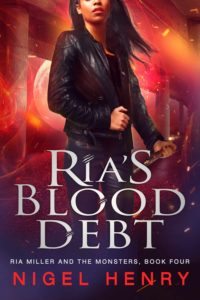 Ria's Blood Debt Cover